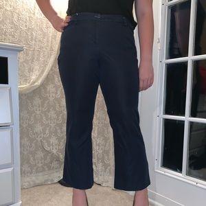 Office navy blue pants